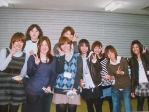 バレー部OBOG会 2009 - 2