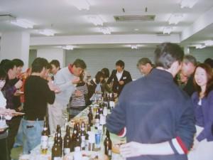 バレー部OBOG会 2009 - 3