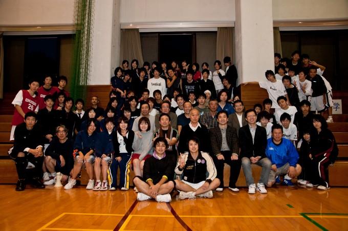 2009年中大杉並バスケットボール部OBOG会