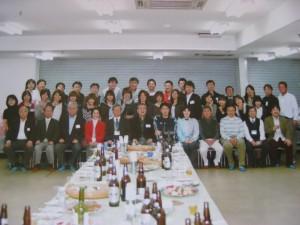 バレー部OBOG 2009 - 1